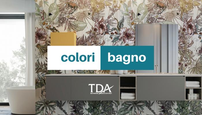 Come scegliere al meglio i colori bagno