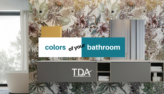 How to choose the best colors for your bathroom