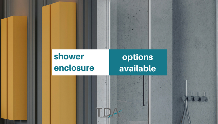 Shower enclosures: many options available