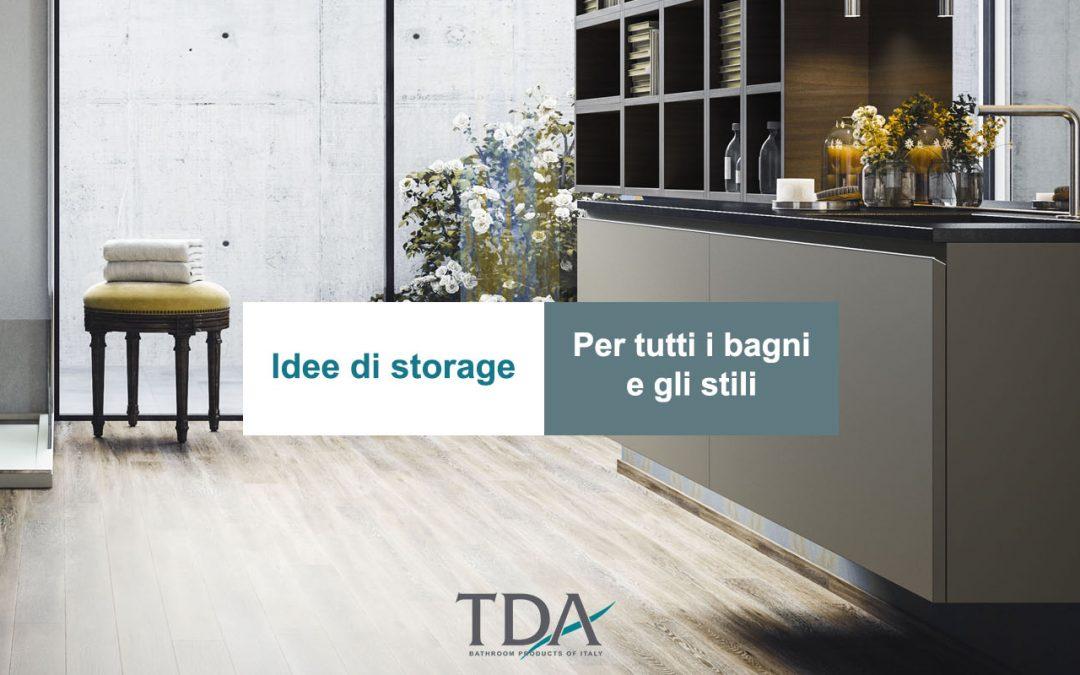 Idee di storage per tutti