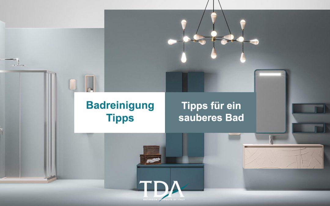 Tipps und Tricks für ein sauberes Badezimmer